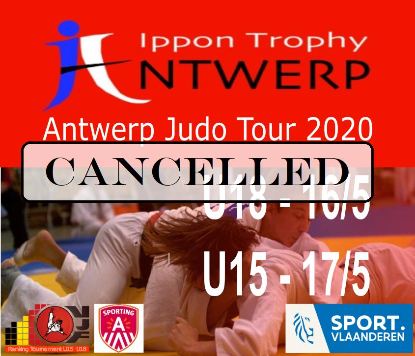 Antwerp Judo Tour 2020 - ITA U15 U18